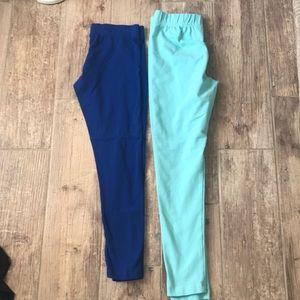 Pants - Colorful Capris (XS-S)
